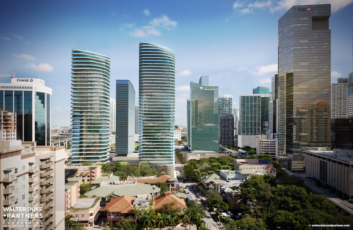 Commercial Property Valuation : Florida commercial real estate valuation walter