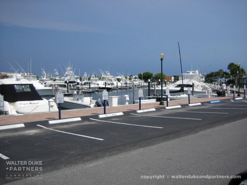 Florida marina boatyard appraisals valuations