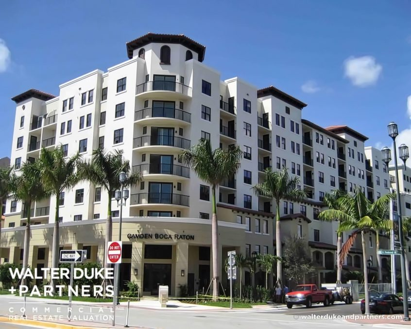 Florida Apartment Appraisals