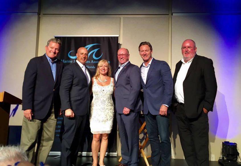 Walter Duke Named to Marine Industry Board